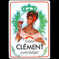 RHUM CLEMENT MARTINIQUE
