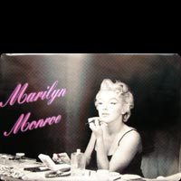 PLAQUE MARILYN MONROE