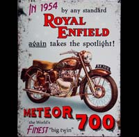 ROYAL ENFIELD METEOR 700 NORTON UNION JACK