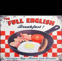 ENGLISH BREAKFAST LONDON EGGS