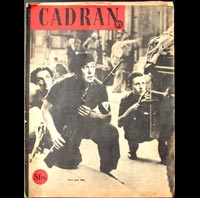 CADRAN WW2 1944 PARIS