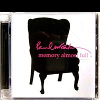CD Paul McCartney Memory Almost Full CD NEUF PRIX SACRIFIE 4,90 EUR
