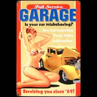 PIN UP FULL SERVICE GARAGE