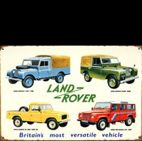 LAND ROVER RANGE GB BRITISH