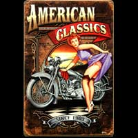 PIN UP AMERICAINE AUTO