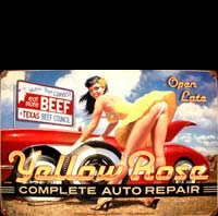 PIN UP REPARATION AUTO