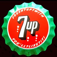 SEVEN UP CAPSULE