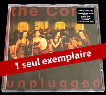 CD THE CORRS UNPLUGGED CD NEUF PRIX SACRIFIE 4,90 EUR