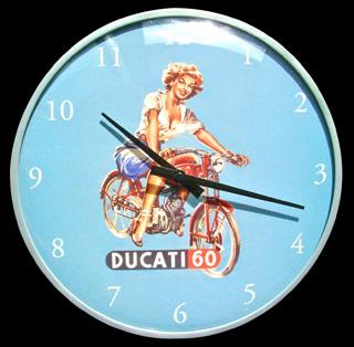 Horloge ducati 60 diam tre 31 cm - Horloge 60 cm de diametre ...